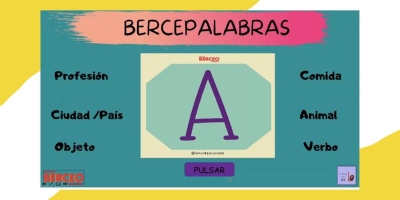 juego vocabulario español